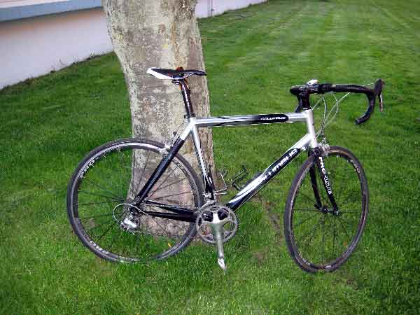 columbus navigare with shimano ultegra 14 speed